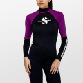 Scubapro JEWEL Rash Guard Langarm Damen UPF50 - UV Shirt