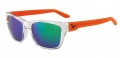 Cébé Sonnenbrille 'Hacker' cristal orange